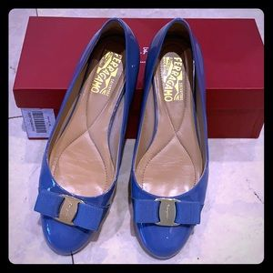 Salvatore Ferragamo Shoes - Salvatore Ferragamo Varina Flat